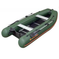 Надувная моторная лодка Kolibri KM-300 DL