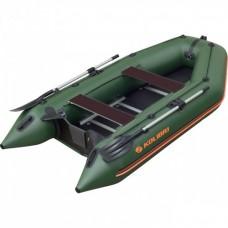Надувная моторная лодка Kolibri KM-360 D