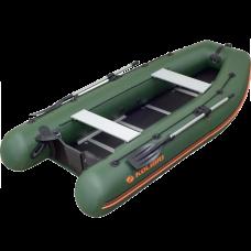 Надувная моторная лодка Kolibri КМ-360DSL