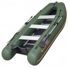 Надувная моторная лодка Kolibri КМ-400DSL
