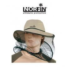 Шляпа Norfin (нейлон / антимоскитка) 7460