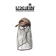 Бейсболка Norfin охотничья с камуфляжем лица и камуфляжной сеткой Hunting PASSION GREEN (PL)