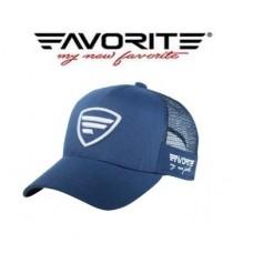 Кепка Favorite 573 темно-синий