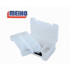 Коробка Meiho System Tray Case HD ц:прозрачный