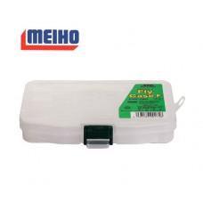 Коробка Meiho Fly Case F цвет: прозрачный