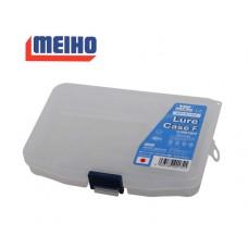 Коробка Meiho Lure Case F цвет: прозрачный