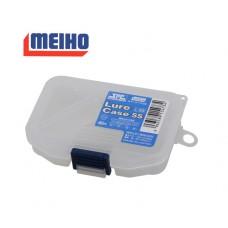 Коробка Meiho Lure Case SS(L-SS) цвет: прозрачный