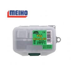 Коробка Meiho Fly Case SS (F-SS) ц:прозрачный