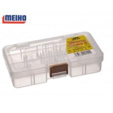 Коробка Meiho Worm Case S(W-S) цвет:прозрачный