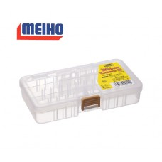 Коробка Meiho Worm Case M(W-M) цвет:прозрачный