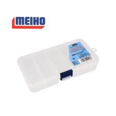 Коробка Meiho Lure Case M(L-M) цвет: прозрачный