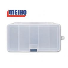 Коробка Meiho Lure Case L(L-L) цвет: прозрачный