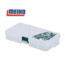 Коробка Meiho Fly Case L (F-L) цвет: прозрачный