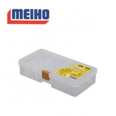 Коробка Meiho Worm Case LL(W-LL) цвет:прозрачный