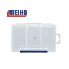Коробка Meiho Lure Case HD(L-HD) цвет: прозрачный