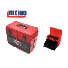 Ящик Meiho Trendy 8200 red/black