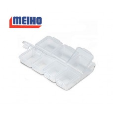 Коробка Meiho FB-7 цвет: прозрачный