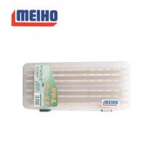 Коробка Meiho New Shikakemaki Stocker 8 ц:прозрачный