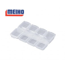 Коробка Meiho FB-8 цвет: прозрачный