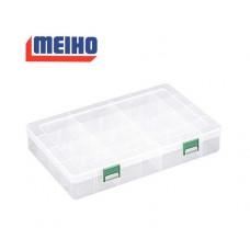 Коробка Meiho FREE CASE LL (=FEEDER 1600) clear