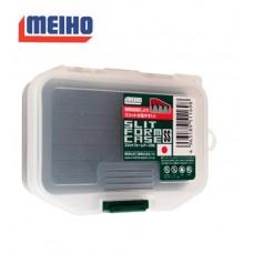 Коробка Meiho SC-SS (SLIT FORM CASE SS) clear