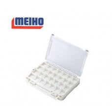 Коробка Meiho RUN GUN CASE 3010W white/clear