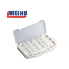 Коробка Meiho RUN GUN CASE 1010W clear/white