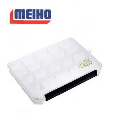 Коробка Meiho VS-3038ND цвет:прозрачный