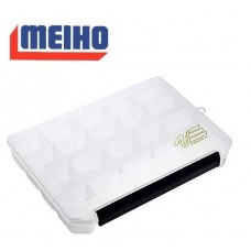 Коробка Meiho VS-3020ND цвет: прозрачный