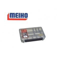 Коробка Meiho VS-3010ND black/clear