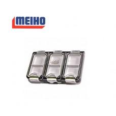 Коробка Meiho VS-420 black/smoke