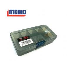 Коробка Meiho VS-702 цвет:черный