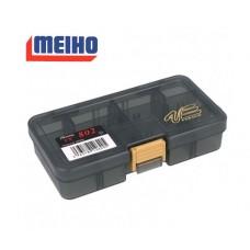 Коробка Meiho VS-802 цвет:черный
