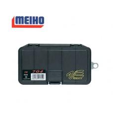 Коробка Meiho VS-704 цвет:черный