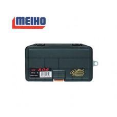 Коробка Meiho VS-806 цвет:черный