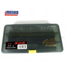 Коробка Meiho VS-808 цвет:черный