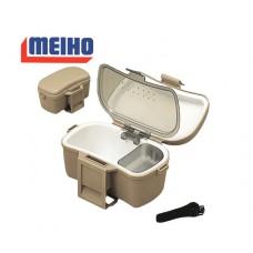 Коробка Meiho BAIT COOLER 204 gray