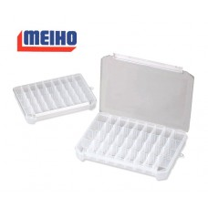 Коробка Meiho CLEAR CASE C-1200NS цвет: прозрачный