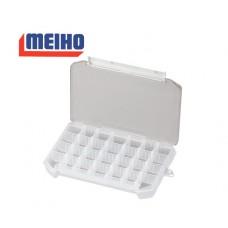 Коробка Meiho CLEAR CASE C-800NS clear