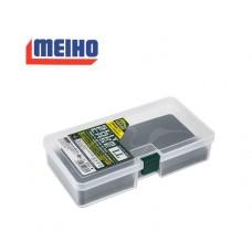 Коробка Meiho SC-LL (SLIT FORM CASE SC-LL) цвет:прозрачный