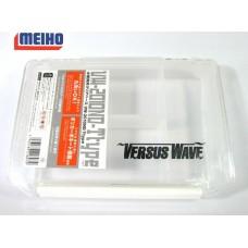 Коробка Meiho VW-2010ND-T цвет:прозрачный