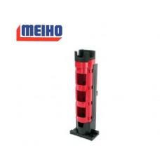 Подставка для удилищ Meiho Rod Stand BM-230 blk/red