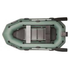 Надувная гребная лодка BARK B-270NPD