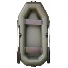 Надувная гребная лодка Sportex Дельта 249 l