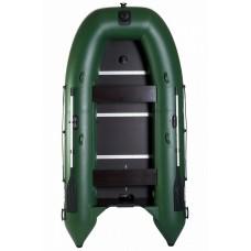 Надувная моторная килевая лодка Storm Stk 360Е