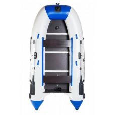 Надувная моторная килевая лодка Storm Stk 400Е