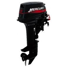 Двухтактный лодочный мотор Mercury 15 ML