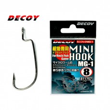 Крючок Decoy Mini Hook MG-1