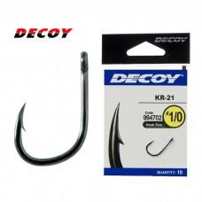 Крючок Decoy KR-21 Black Nickeled