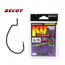 Крючок Decoy Worm26 Kg HOOK MAGNUM